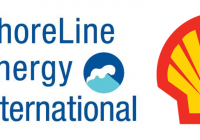 US$300M GAS DEAL  BETWEEN SHORELINE ENERGY AND SHELL