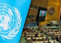 FOUR AFRICAN COUNTRIES STRIPED OF U.N. VOTING RIGHTS