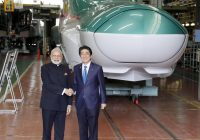 JAPAN FUNDS INDIA'S FIRST BULLET TRAIN