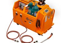 PORTABLE INLINE FLUID RECLAMATION MACHINE UPDATED