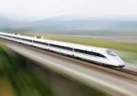 CHINA SIGNS FIRST PRIVATE HIGH SPEED RAIL DEAL