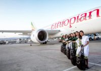 ETHIOPIAN AIRLINES GOES DIGITAL ON ITS OPERATION