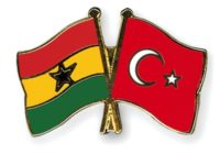 TURKEY TARGETS US$1bn TRADING WITH GHANA BY 2020