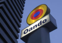 OANDO SHARES SUSPENDED IN THE STOCK MARKET