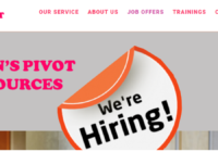 JOBS OPPORTUNITIES AT SIMEON'S PIVOT RESOURCE