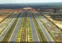 LUANDA NEW AIRPORT TO CONSTRUCT SIDEWALK AND CURBS