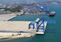 CONTAINER TERMINAL SET TO BE BUILD IN MOMBASA PORT BY KPA