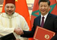 MOROCCO SETS UP ECONOMIC ZONE TO BOOST COOPERATION WITH CHINA