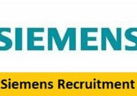 Field Service –Technical Support Manager At Siemens Nigeria