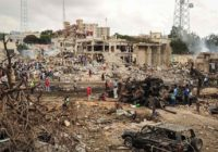 MASSIVE BOMBING IN SOMALIA CAPITAL