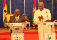 BURKINA FASO-GHANA TO STRENGTHEN TRADE TIES