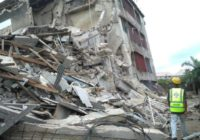 BUILDING COLLAPSE IN EBUTE META, LAGOS