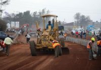 ROAD AUTHORITY COMPLEX IN NAIROBI 40% COMPLETE