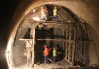 CONSTRUCTION OF LONGEST TUNNEL IN NORTH AFRICA PROGRESSING WELL