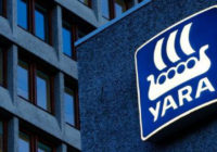 YARA INTERNATIONAL TO CONSTRUCT US$ 2BN GAS PLANT IN MOZAMBIQUE