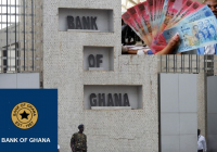 GHANA MAINTAINS POLICY RATE