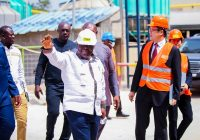 GHANA'S PRESIDENT COMMISSIONS TWYFORD CERAMICS FACTORY