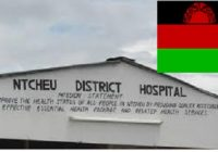 NTCHEU DISTRICT HOSPITAL SET FOR FACILITY UPGRADE BY MALAWI GOVERNMENT