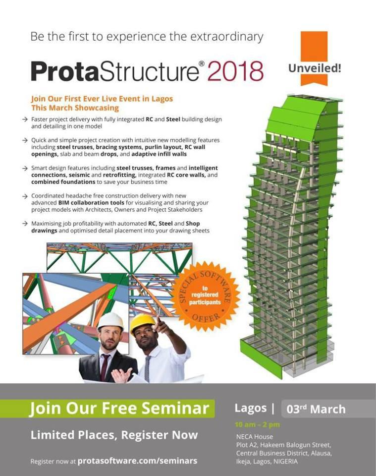 Prota Events Presents Protastructure 2018 Unveiled