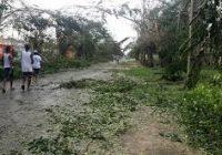 Tropical Cyclone  Ava hits Madagascar