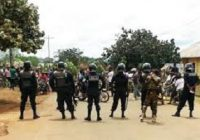 E.U. POSSIBLE SOLUTION TO CAMEROON CRISIS