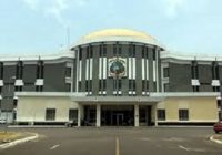 CAPITOL BUILDING IN LIBERIA 87% COMPLETED