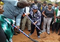 CONSTRUCTION OF A MILITARY HOSPITAL IN LIBERIA SET TO KICK-OFF