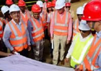 BAGATELLE WATER TREATMENT PLANT PROJECT ON TRACK IN MAURITIUS