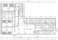 FOUR STEPS TO DESIGNING THE STRUCTURAL LAYOUT OF A BUILDING