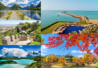 TOP 5 BEST PLACES TO VISIT IN THE WORLD