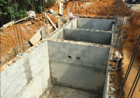 STANDALONE SEWAGE SYSTEM IN DEVELOPING COUNTRIES