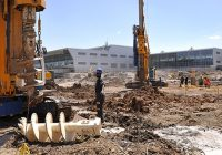 ETHIOPIA BOLE INTERNATIONAL AIRPORT EXPANSION WORK ONGOING