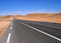 ALGERIA TRANS-SAHARAN HIGHWAY PROJECT COMPLETED