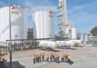 BOC GAS IN SEARCH FOR A NEW HEAD TO AID ITS POOR SALES