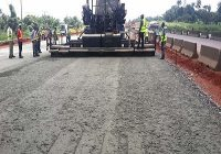 THE REHABILITATION OF THE LAGOS-IBADAN EXPRESSWAY IS ALMOST COMPLETED