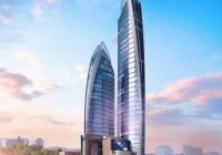 CONSTRUCTION OF AFRICA'S TALLEST BUILDING KICKS OFF IN KENYA.