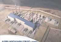 ALGERIA TO BUILD 1450 MW COMBINED CYCLE PLANT