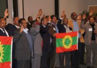ETHIOPIA GOVERNMENT AND ODF LEADERS COME TOGETHER TO PROMOTE UNITY IN THE COUNTRY.