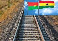 GHANA AND BURKINA FASO SEEK JOINT REQUEST FOR RAILWAY PROJECT