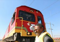 TRANSNET INTERNATIONAL HOLDINGS AGREES ON DEAL TO TRANSFORM GHANA'S RAILWAY SYSTEM.