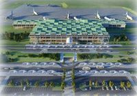 AIRPORT CONSTRUCTION TO MEET DEADLINE IN RWANDA