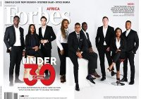 WHY FORBES AFRICA 30 UNDER 30 IS INSPIRING YOUNG AFRICANS