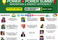 POWER TO POWER SUMMIT 2018