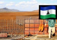 LOCAL CONTRACTORS UNHAPPY WITH CHINESE DOMINANCE IN LESOTHO