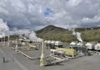 KENYA RANKED 9TH GLOBALLY IN GEOTHERMAL POWER GENERATION.