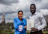 24 YEARS UGANDAN WINS AFRICA PRIZE FOR ENGINEERING INNOVATION.