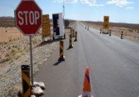 NAMIBIA AUTHORITY SATISFY WITH PROGRESS ON COASTAL ROAD