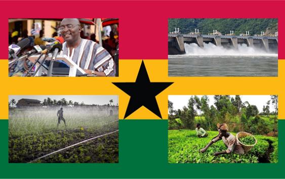 570 Dams in Ghana