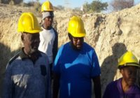 CONSTRUCTION OF VOCATION TRAINING CENTRE KICK-OFF IN NAMIBIA