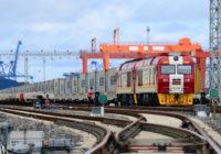 KENYA INCREASES SGR CARGO TRAINS TO SEVEN